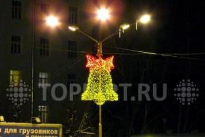 Светодиодные уличные скульптуры