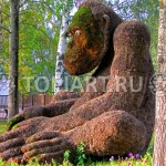 topiary_king_kong