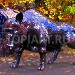 авторские железные скульптуры_www.topiart.ru