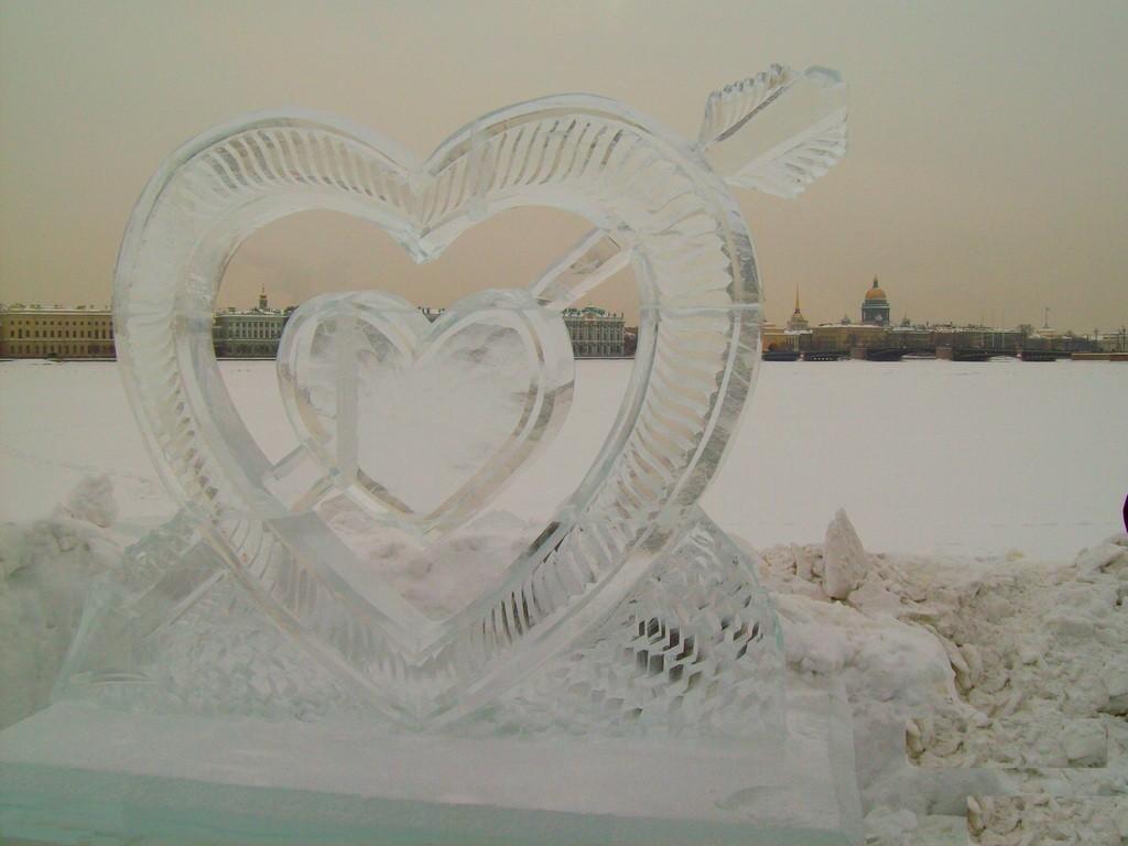 Ледовые скульптуры изготовление