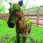 Topiary sculpter